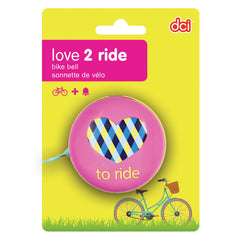 """Ride"" Pretty Bike Bells by Decor Craft - ModernTribe - 1"