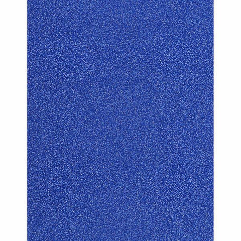 Royal Blue Glitter Wrapping Paper - Rolls by Waste Not Paper - ModernTribe