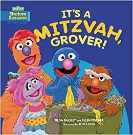 It's a Mitzvah Grover