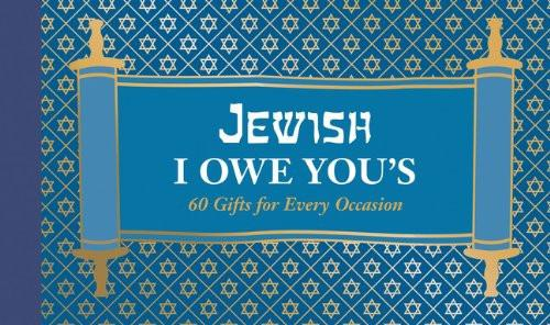 Hachette Book Group Book Jewish I Owe You's