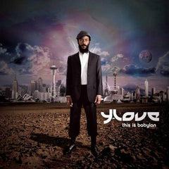 Y-Love - This Is Babylon - CD by Shemspeed Records - ModernTribe