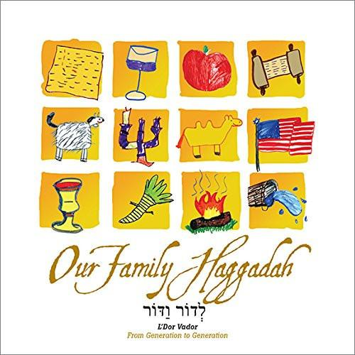 Our Family Haggadah - ModernTribe