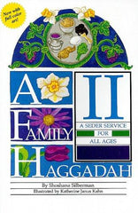 A Family Haggadah II by Baker & Taylor - ModernTribe