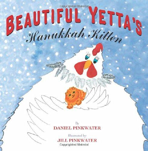 Baker & Taylor Book Default Beautiful Yetta's Hanukkah Kitten by Daniel Pinkwater - Ages 3 to 7