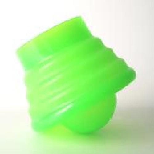 Piet Cohen Handwash Cup Green Colorful Hand Wash Cups by Piet Cohen
