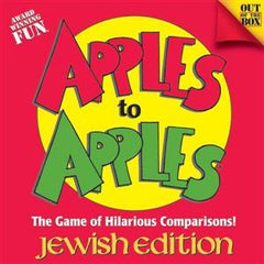 Apples to Apples, Jewish Edition