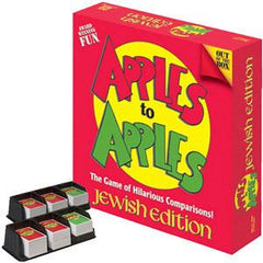 Apples to Apples Jewish Edition by JET - ModernTribe