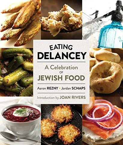 Eating Delancey: A Celebration of Jewish Food by Baker & Taylor - ModernTribe - 1