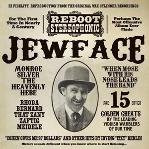 Jew Face CD - Irving Berlin's Cohen Owes Me 97 Dollars by Other - ModernTribe