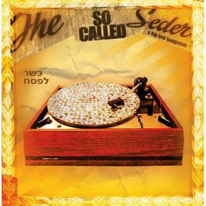 The SoCalled Seder: A Hip Hop Haggadah - CD by JDub - ModernTribe