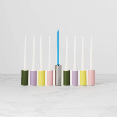 kate spade new york Menorahs Default Oak Street Menorah by Kate Spade