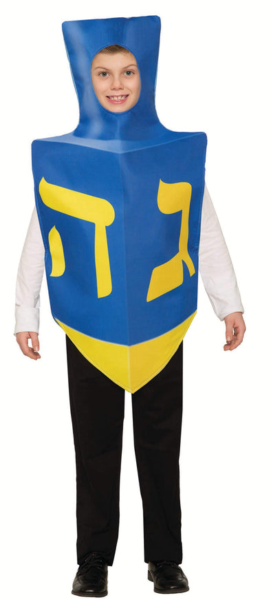 Kids Dreidel Costume