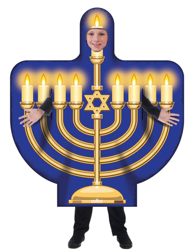 Kids Menorah Costume
