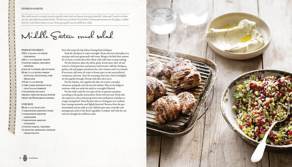 The Feast Goes On Cookbook by Monday Morning Cooking Club - ModernTribe