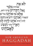 New American Haggadah by Jonathan Safran Foer - Softcover by Baker & Taylor - ModernTribe - 1