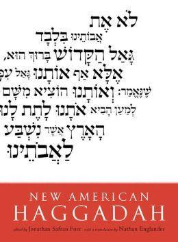 Baker & Taylor Book Default New American Haggadah by Jonathan Safran Foer - Softcover