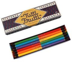 Set of 12 Colored Pencils by Tutti Frutti by Hachette Book Group - ModernTribe