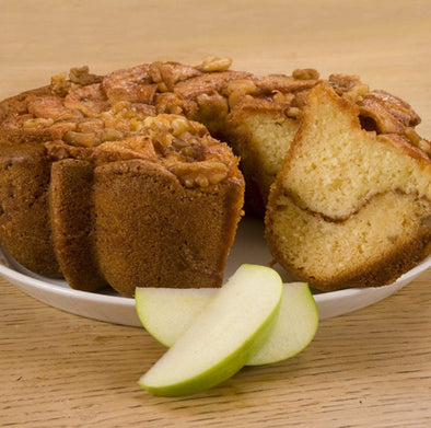 Holiday Apple Cake