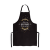 Merry Jew Year's Eve-ukkah Apron