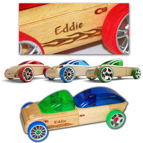 Automoblox Mini Fleet | Red, Green, Blue - Ages 3+ by Damhorst Toys - ModernTribe - 1