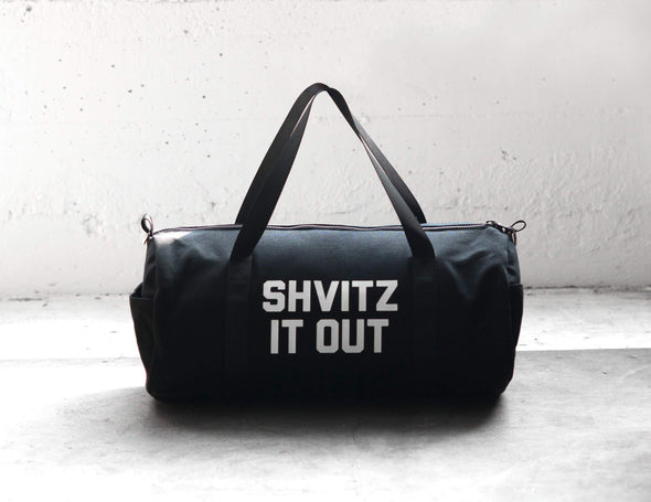 Shvitz it Out Gym Bag - ModernTribe