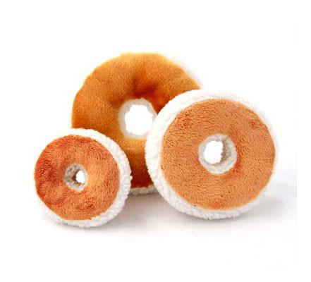 Bagel Jewish Dog Toy by Copa Judaica - ModernTribe - 1