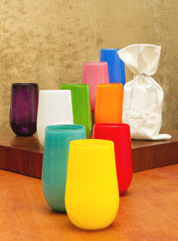 Brights! Jewish Wedding Breaking Glass by Mazel Tov Glass - ModernTribe - 3