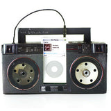Mini Cardboard Boombox -- For ipod or iphone by Suck UK - ModernTribe - 1