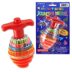 Musical Bouncing Dreidel - Ages 5+ by Aviv Judaica - ModernTribe