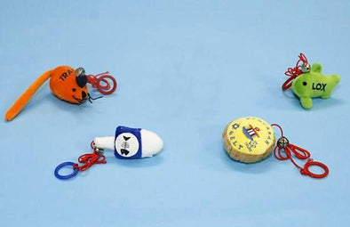 Crazy Kitty Cat Nip Toys