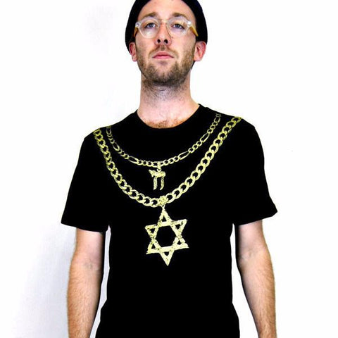 Jew Chainz T-Shirt by Other - ModernTribe - 1