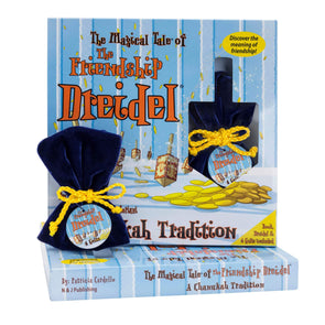 The Magical Tale of the Friendship Dreidel - A Chanukah Tradition