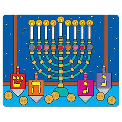Chanukah Puzzle - Ages 3+ by Pigment & Hue - ModernTribe