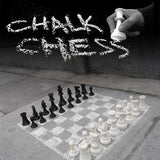 Chalk Chess by Suck UK - ModernTribe - 1