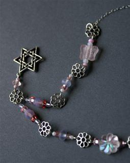 Regina Allen's Dainty Star of David Necklace by Regina Allen - ModernTribe - 1