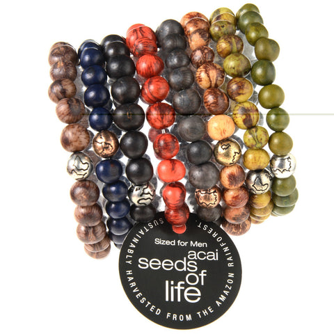 DUDE - Seeds of Life Bracelets by Whitney Howard Designs by Whitney Howard Designs - ModernTribe