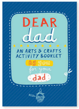 Dear Dad Activity Book by Knock Knock - ModernTribe - 1