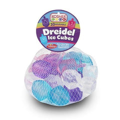 Dreidel Ice Cubes by Kosher Cook - ModernTribe - 1