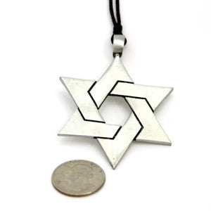 Let Your Star Shine - Extra Large Jewish Star by Dan's - ModernTribe - 1