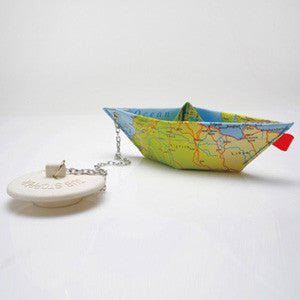 Dinghy Drain Stopper by Funtastic Plastic by Decor Craft - ModernTribe