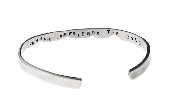 Fortune Befriends the Bold Cuff Bracelets by Marla Studio by Marla Studio - ModernTribe - 1