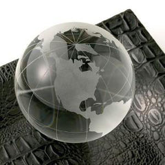 Globe Paperweight by Other - ModernTribe