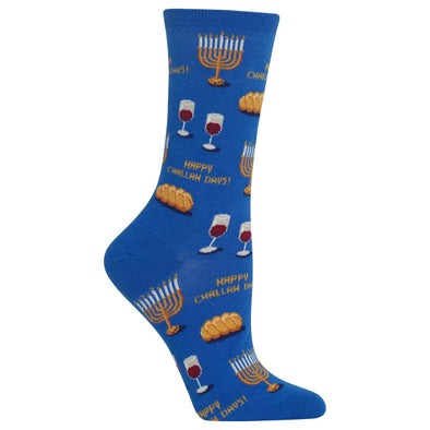 Women's Happy Challah Days Socks
