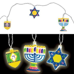 Hanukkah String Lights by Aviv Judaica - ModernTribe