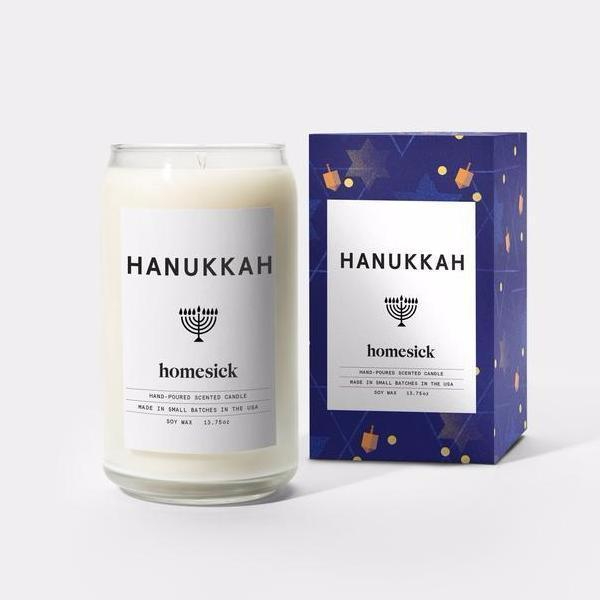 Homesick Candles Hanukkah Candle by Homesick