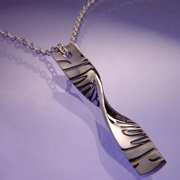 DVB New York Necklaces Silver I Have A Dream Sterling Silver Necklace