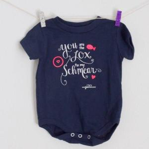 You Are the Lox to My Schmear Baby Onesie - ModernTribe