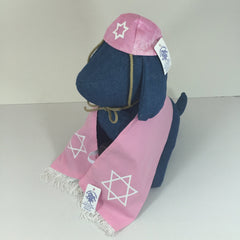 Dog Kippah and Tallis by Flytes of Fancy - ModernTribe - 1