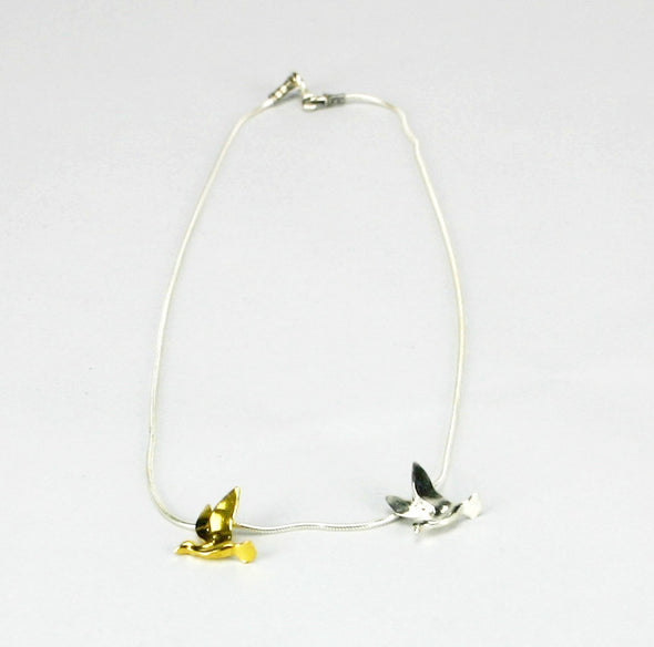Peace Dove Necklace by Anat Basanta - ModernTribe