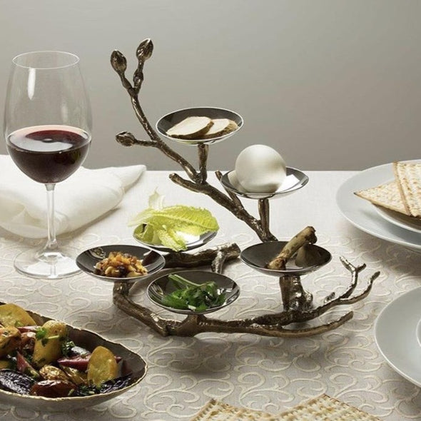 Branch to Freedom Seder Plate